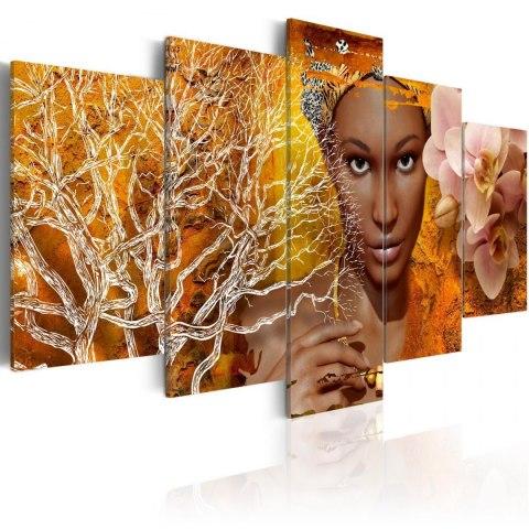 Gorące afrykańskie akty